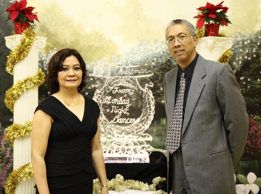 Gener and Divina Dela Cruz