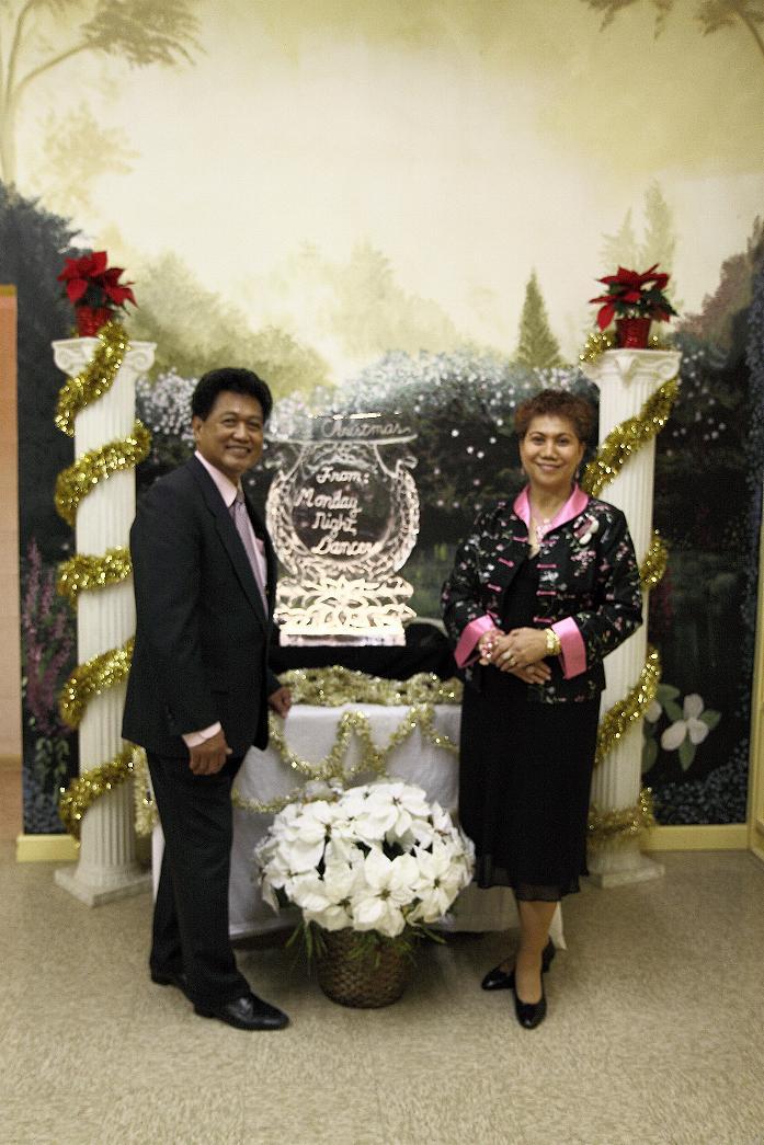 Lito and Helen Palabay